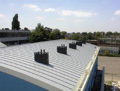 Mijdrecht rond dak met roef