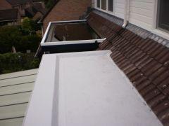 gerenoveerde dakkapel