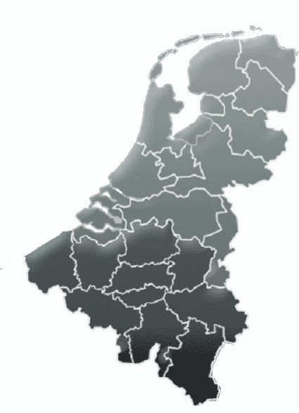 Werkgebied Kooy Projects Nederland